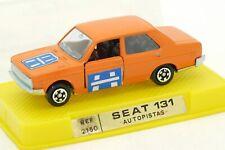 MIRA MINI 1/64 SEAT 131 AUTOPISTAS #2150 AVEC SA BOITE