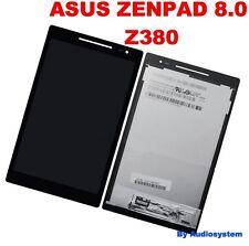 GLS: DISPLAY +TOUCH SCREEN ORIGINALE PER TABLET ASUS ZENPAD 8.0 Z380KL VETRO LCD