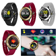 Smart Watch Fitness Activity Tracker Pedometer Heart Rate for Samsung iPhone LG