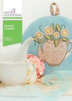 Teapot Covers Anita Goodesign Embroidery Machine Design CD NEW
