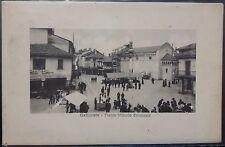 1920 - Varese - GALLARATE - Piazza Vittorio Emanuele