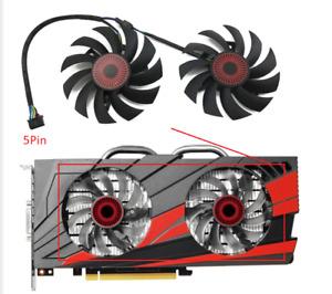 Fan FD7010H12S For ASUS GTX1060-03G GTX960 GTX 1060 960 SI OC GAMING GPU Fans