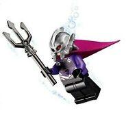 LEGO DC Super Heroes Batman Ocean Master sh556 split from set 76116