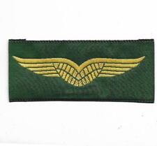 BGS - GSG-9 TÄTIGKEITS-ABZEICHEN  golden grün  BUNDES-GRENZSCHUTZ Patch Polizei