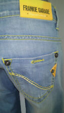 Straight Leg Stonewashed Jeans Size Tall for Women
