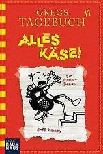 Gregs Tagebuch 11 - Alles Käse! von Jeff Kinney (Taschenbuch)