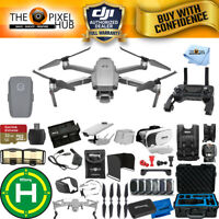 DJI Mavic 2 Pro MEGA Accessory Bundle W/ Waterproof Case, Drone Vest + MUCH MORE