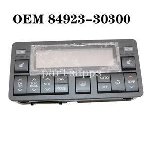 Original Rear Heater AC Control Switch 84923-30300 Fit Toyota Lexus GS300 GS350
