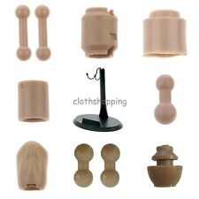 1/6 Scale Action figures Neck Head Accessories Body Parts for 12'' Hot Toys