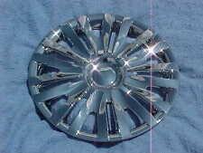 """2006 CHRYSLER PT CRUISER CHROME HUBCAPS 15"""" Set of 4 NEW HUB CAPS - WHEEL COVERS"""