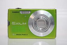 Casio Green Digital Cameras