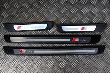 Audi A5 8TA sportback set of S-Line door sills 8T8853373B 8T8853374B 8T8853375B