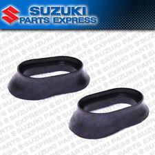 2004 2005 SUZUKI GSXR GSX-R 600 750 NEW OEM RAM AIR INTAKE DUCT RUBBER BOOTS