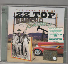 ZZ TOP - the very best of CD