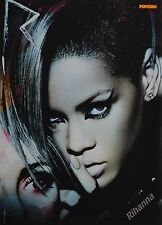 Rihanna-POSTER a4 (circa 21 x 28 cm) - skinning fan Raccolta Nuovo