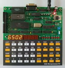 6502 Microprocessor Kit