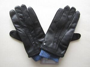 Roeckl Herren Lederhandschuhe Handschuhe Fingerhandschuhe - Gr.8,5