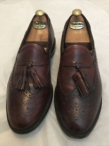 allen edmonds 10 Tassel Loafers