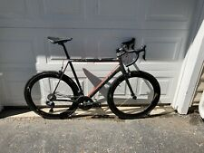 Cannondale CAAD12 58 cm Zipp 404 Easton EC90 Cinch Shimano Ultegra Di2 Road Bike
