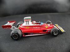 Ferrari 312T F1 Regazzoni #11 GP Italie 1975 transformation magnifique 1/43