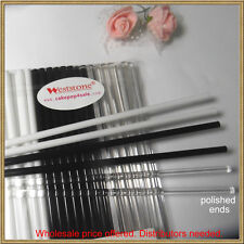 "60pcs 6"" (15cm) Acrylic Lollipop Sticks For Cake Pops  Lollipop Candy - 3 colors"