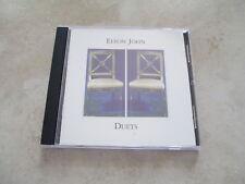 Duets by Elton John (CD,1993)