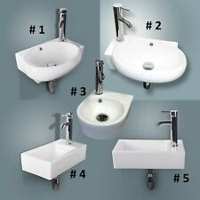 Bathroom Wall Mount Bathroom Sinks For Sale   EBay