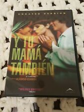 2006 Y Tu Mama Tambien Dvd -Spanish W/English Subt Regn 1-Widescreen-*Read Below
