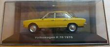 VW Collection Volkswagen K 70 - 1970 - 1:43 - Altaya / IXO / DeAgostini