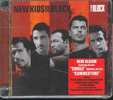 NEW KIDS ON THE BLOCK - THE BLOCK - CD ( NUOVO SIGILLATO )