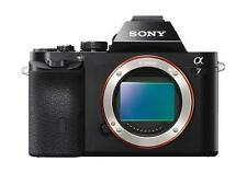 Sony Alpha 7 B. CE chassis ILCE - 7 sistema fotocamera 24.3 MEGAPIXEL NUOVO