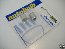 Audi A3 Tail Light Bulbs - Pair (2004 onwards) 001245