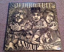 Ian Anderson Signed Jethro Tull LP Stand Up PSA/DNA #V94022