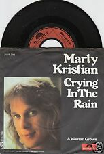 MARTY KRISTIAN (New Seekers) Crying In The Rain 45/GER