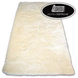 High Quality Carpet Shaggy Macho Cream Polyester Modern Soft, Thick, Plush