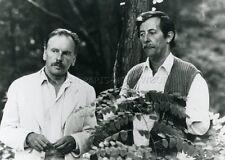 JEAN-LOUIS TRINTIGNANT ROCHEFORT DAVID THOMAS ET LES AUTRES 1985 VINTAGE PHOTO 1