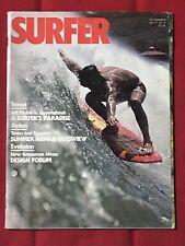 VINTAGE SURFER MAGAZINE VOL 17 NO 4 1976 EDDIE AIKAU FAMILY OHANA HAWAII