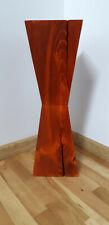 Wood sculpture inspired by Constantin Brancusi Romania