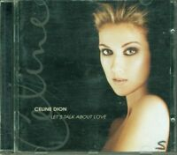 Celine Dion - Let'S Talk About Love Indonesia Press Bk 68861 Cd Ottimo