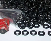 15mm o/d DINKY SMOOTH BLACK TYRE'S for Cars Vans Small Wagons Trucks and Lorry's