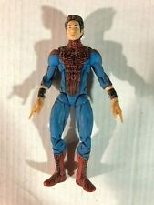 """Marvel Select 7"""" The Amazing Spider-Man Unmasked Figure Diamond Andrew Garfield"""