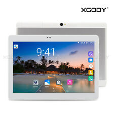 XGODY 10.1 Pouces HD 1+16Go Tablette tactile Android 6.0 3G Dual SIM Bluetooth