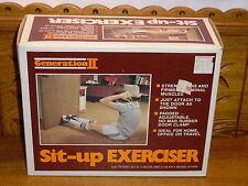 Vintage Generation II Sit-Up Exerciser Model 91140G