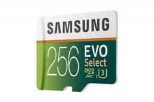Samsung EVO Select microSDXC 256 GB Class 10