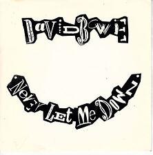 """7"""" 45 TOURS PROMO FRANCE DAVID BOWIE """"Never Let Me Down"""" 1987"""