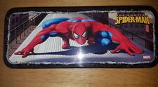 The Amazing Spiderman Tin Pencil Box; Tin Box Co.