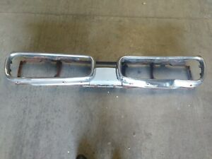 Dodge Super Bee Coronet 500 Front Bumper 1970 Only