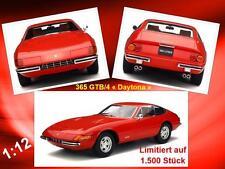 Ferrari 365 GTB/4 Daytona  Limitiert 1.500 Stück  GT Spirit  1:12  OVP  NEU