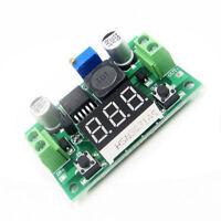 LM2596 Buck Step-down Power Converter Module 4.0-40V to 1.25-37V LED Voltmeter