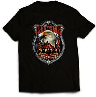 Biker Till I Die T Shirt. Retro Vintage 70's, Harley sizes Small to 5XL